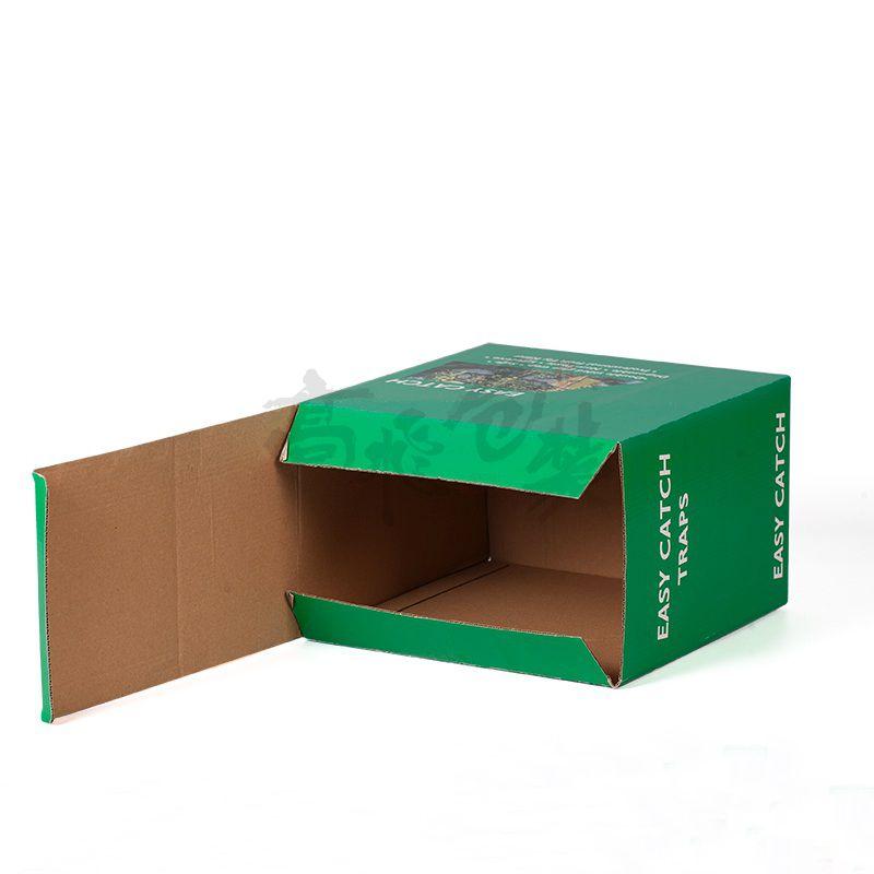 Custom Corrugated Cardboard Mailer Skin Care Display Paper Box Wholesale