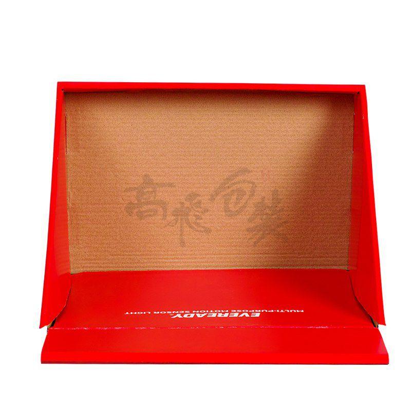 Custom Cardboard Display Kraft Paper Box Wholesale Luxury Cosmetic Packaging Boxes Corrugated Mailer With Logo Printing