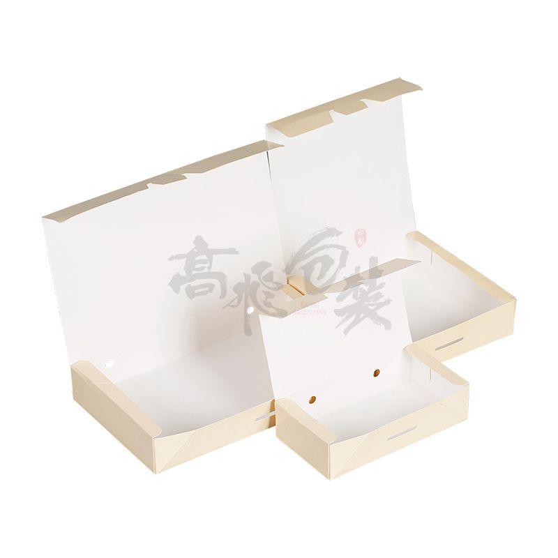 Hot Sale Factory Price Custom Eco-friendly Egg Tart Packaging Box