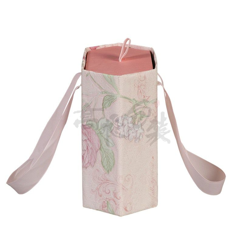 Luxurious Customized Cardboard Jewelry Wedding Gift Decorative Wedding Candy Paper Bag Oem Manufacture