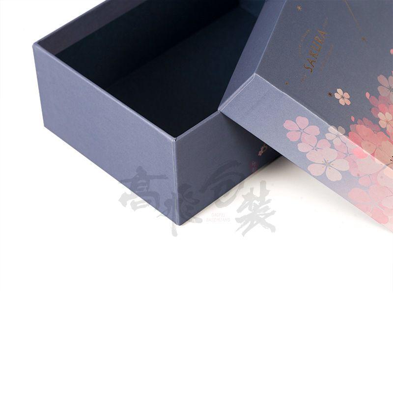 Custom Luxury Paper Gift Box Packing