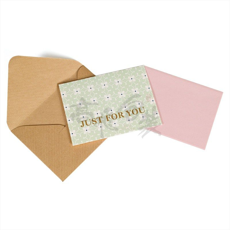 Chinese Handmade Birthday Invitation Paper Quilling Free Sample Birthday Cards with Envelopes