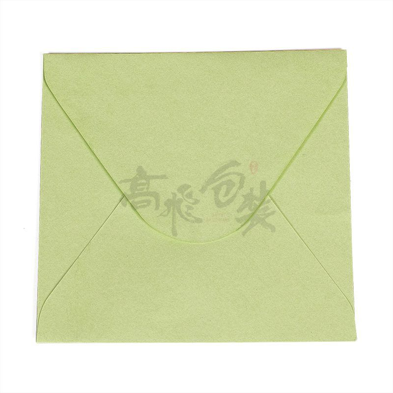 Custom Handwritten Fashion Popular Small Size Thank You Greeting Smart Wedding Cards Set With Envelopes
