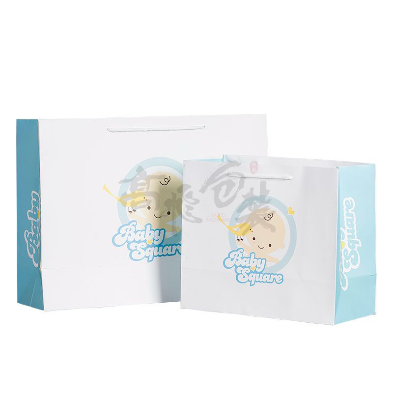Baby Skin Healthy Care Productions Packing Bag Paper Bags Wholesale