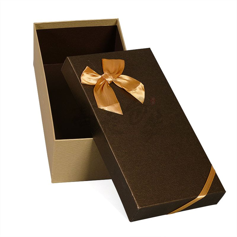 Luxury Christmas Chocolate Box Bar Packaging Box for Chocolate Candy