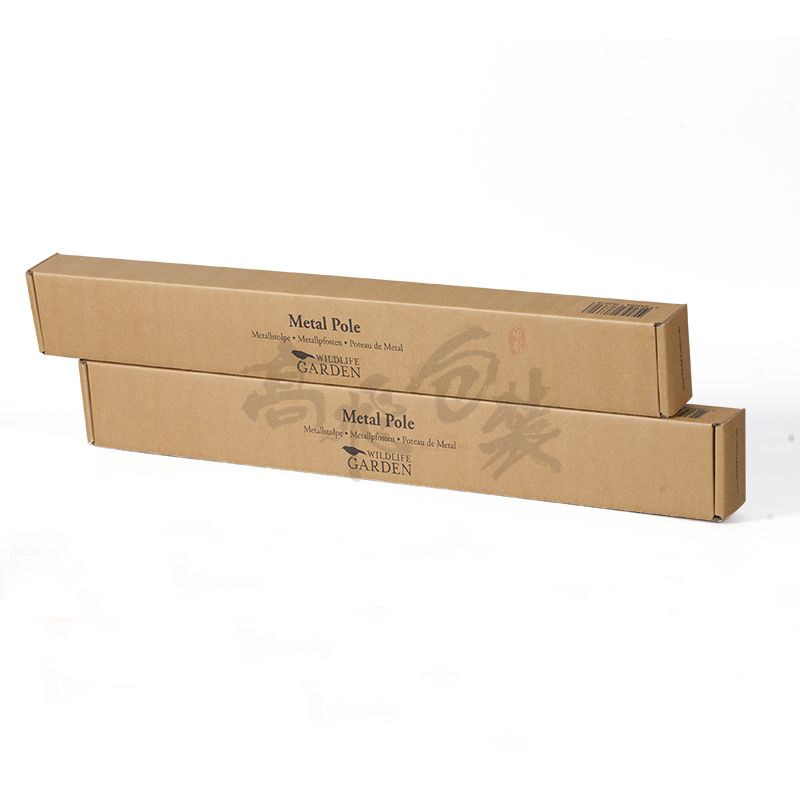 China Factory Price B-Flute Corrugated shipping boxes custom mailer box