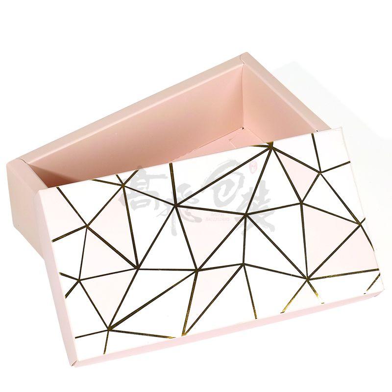 Eco Friendly Custom Cardboard Packaging Shoe Box