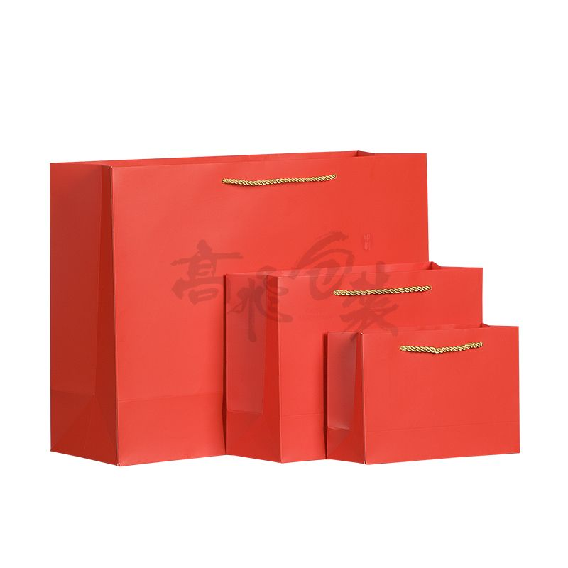 High Quality Cheaper Brown Paper Bag With Handles For Promotion